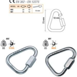 610_Safety Connectors - Camp Delta quick link 8