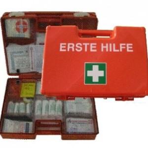 Erste Hilfe Koffer typ 1 kkön1abs